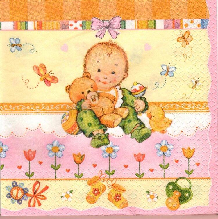 Открытки для бабушки с рождением ребенка